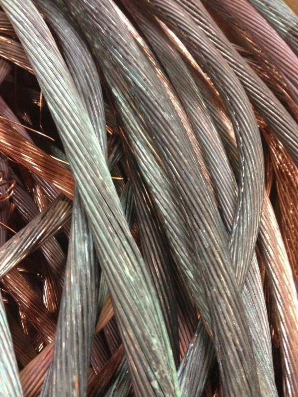 #1 copper wire