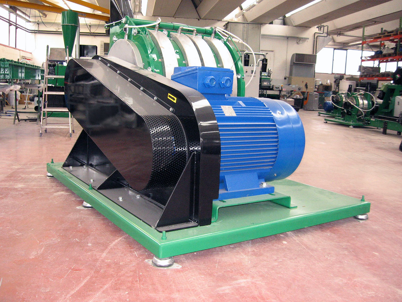 Turbo Mill