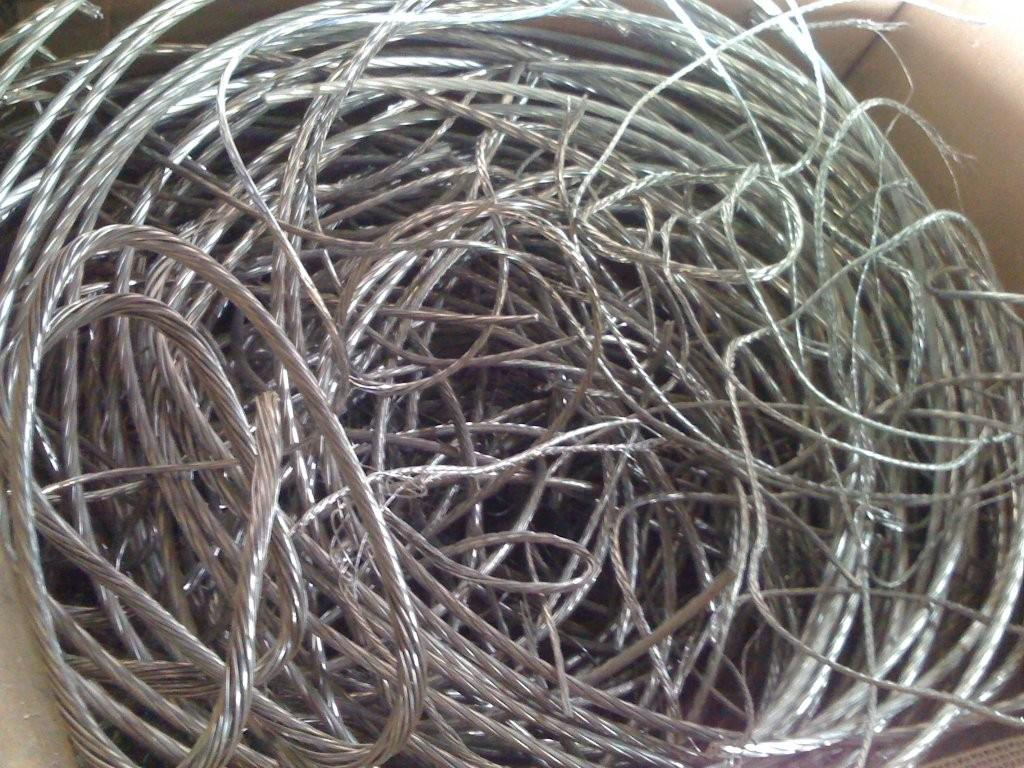 Bare Aluminum Wire