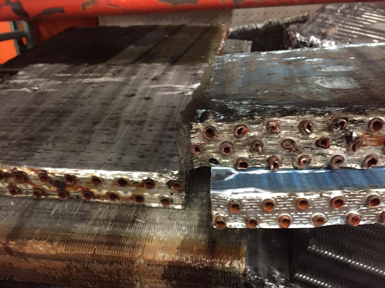 Copper rad