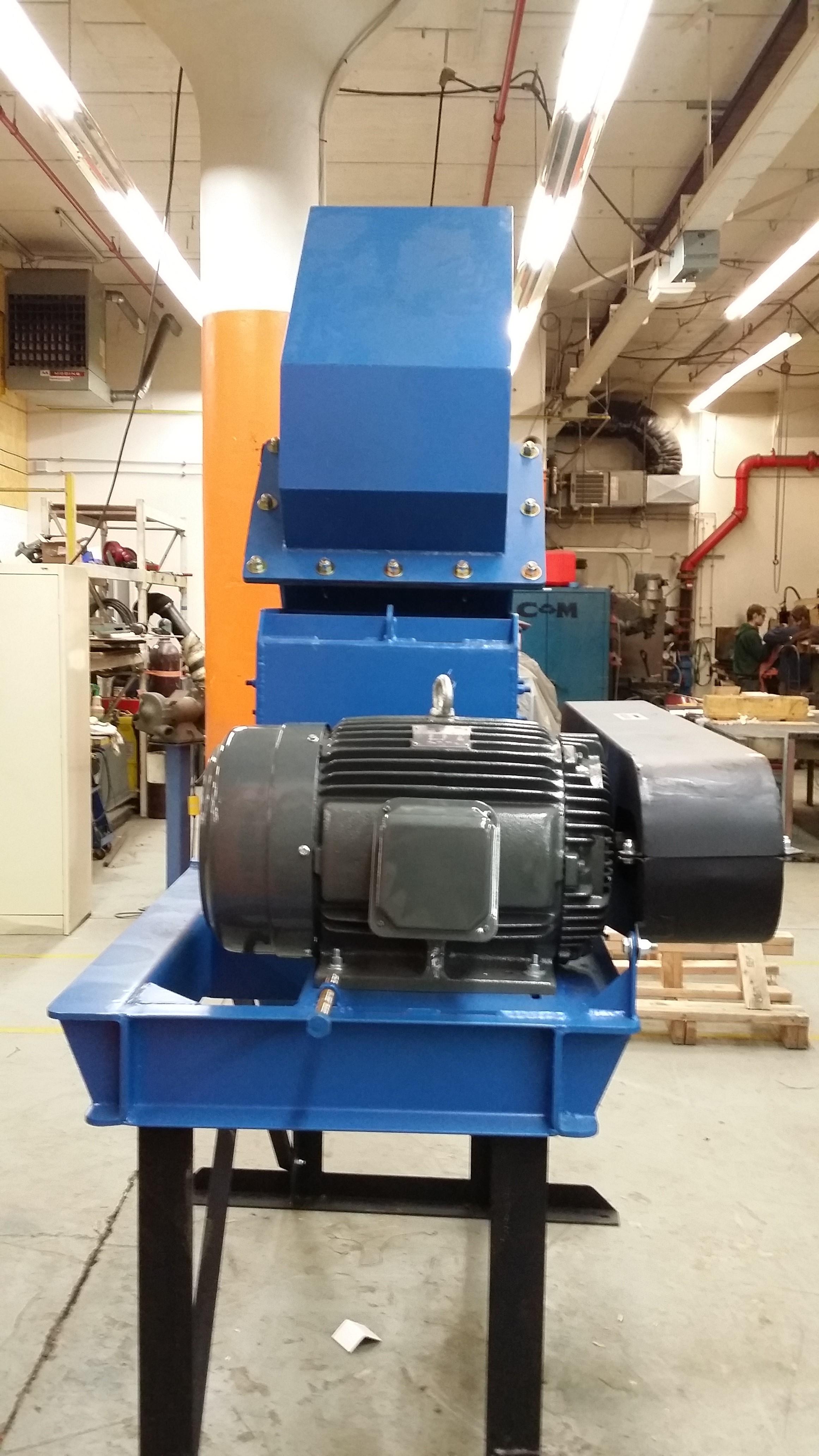 Cable Management Cmim 2416 Impact Mill Cable Management