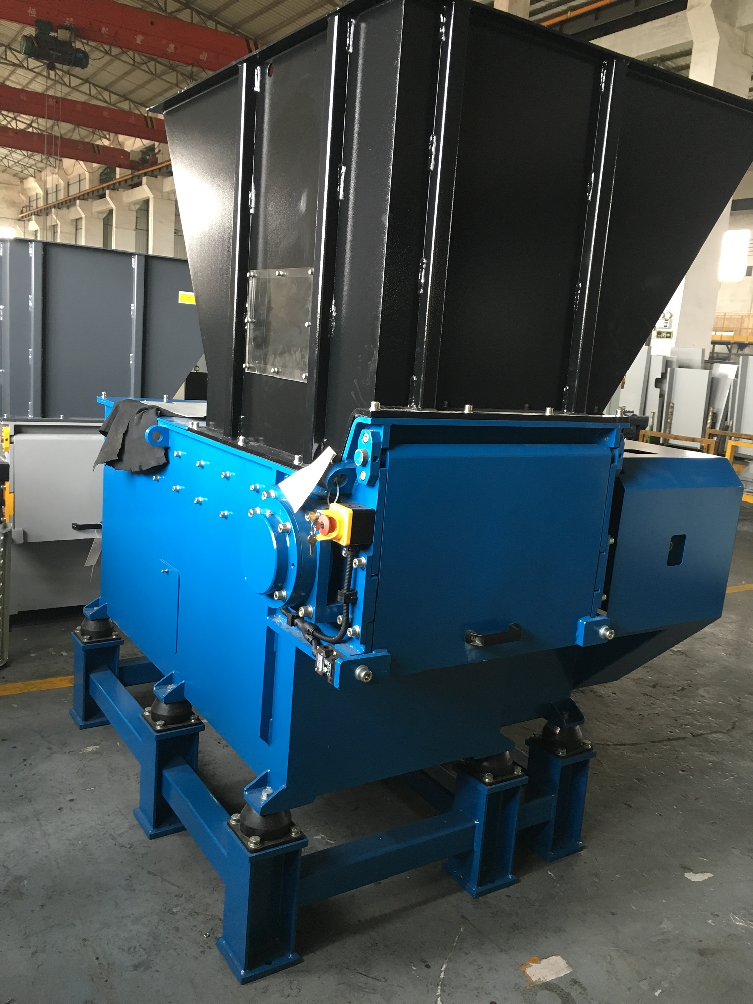 Cable Management Cmshss 25 Single Shaft Shredder Cable