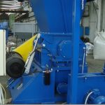 2031CMSD Super Duty cable Granulator