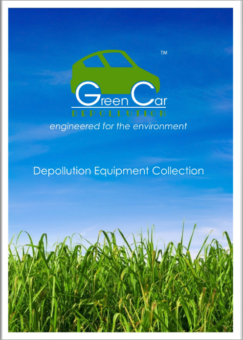 Depollution Equipment Collection