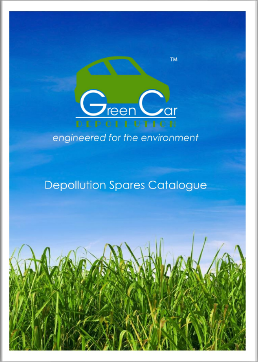Depollution Spares Catalogue