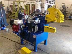 ALLIGATOR SHEAR CMAG-1600-DUAL-POWER